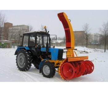 Снегоочиститель фрезерно-роторный Амкодор 9211 (СНФ-200)