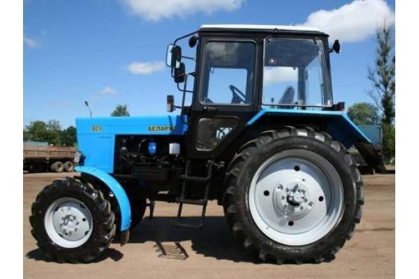Трактор МТЗ-1221 - технические характеристики, описание.