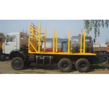 Сортиментовоз КамАЗ-53228 (65111)