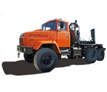 Лесовоз КрАЗ-63221 6x6