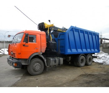 Ломовоз КамАЗ 65115-1041
