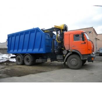 Ломовоз КамАЗ 65115 / 53229