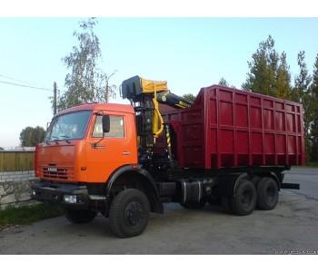 Ломовозы КамАЗ 65111 / 53228