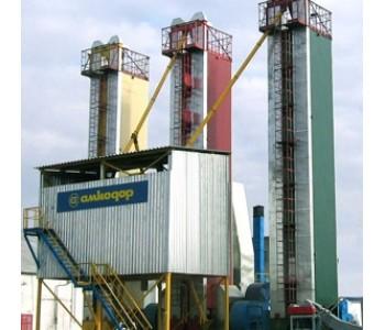 Зерноочистительно-сушильный комплекс ЗСК-15